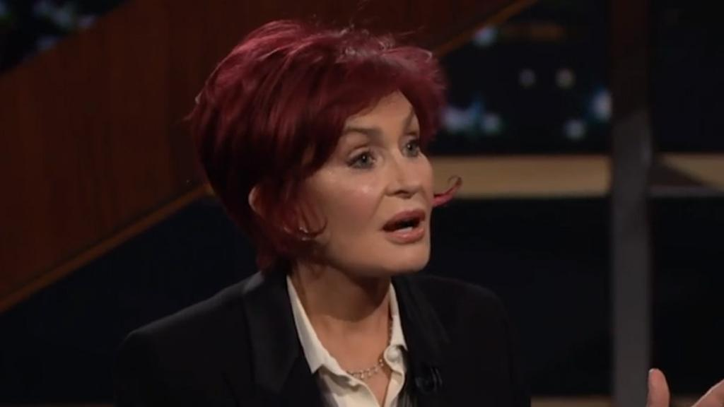 Bill Maher and Sharon Osbourne Say