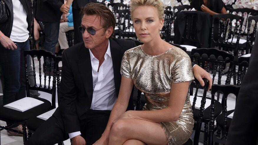 Charlize Theron insists she did not 'almost get married to' Sean Penn
