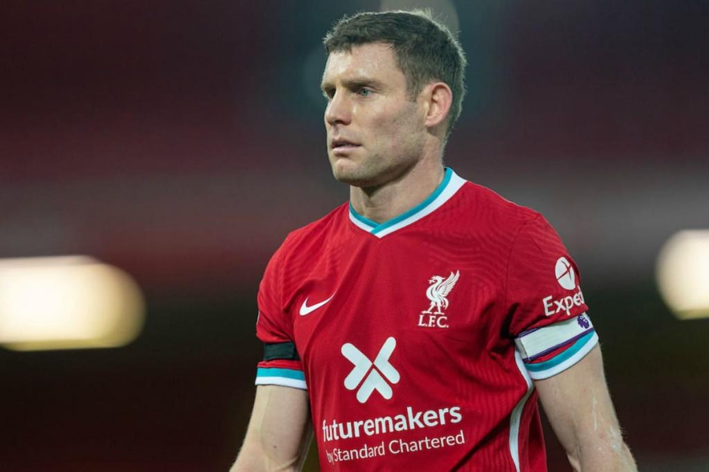 Confirmed Liverpool lineup vs. Real Madrid: Jota drops out as Milner keeps place