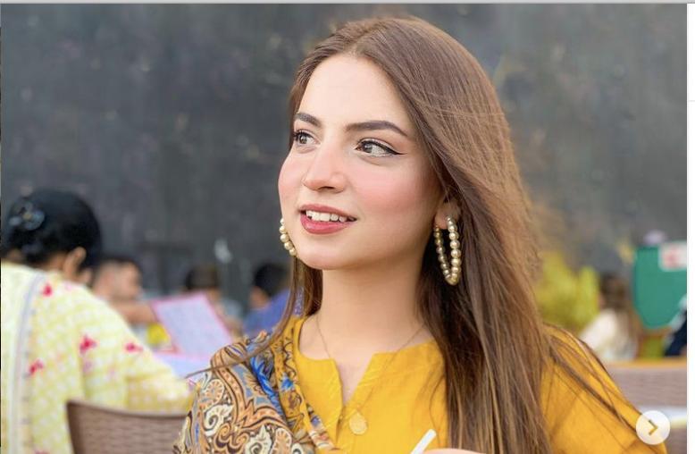 Dananeer Mobeen is having the 'pawri' (party) of her life
