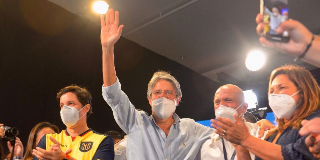 Ecuador's Guillermo Lasso Wins Presidential Election