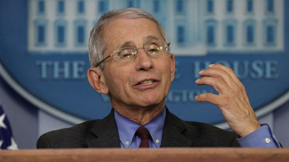 Fauci defends Jerome Adams's remarks on African American alcohol, tobacco usage amid pandemic