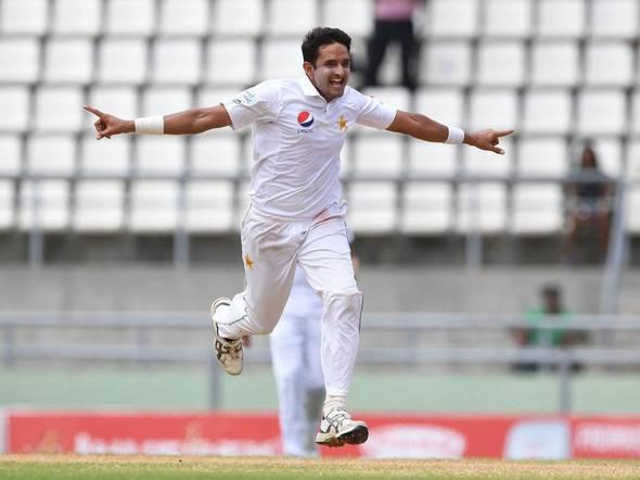 Hampshire's Mohammad Abbas scalps five-for in 17 deliveries against Middlesex