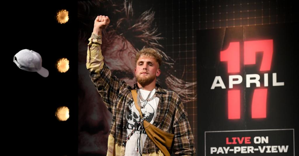 Jake Paul claims he has 'early signs of CTE,' but then retracts comments