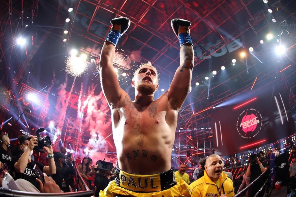 Jake Paul scores first-round KO against ex-UFC fighter Ben Askren