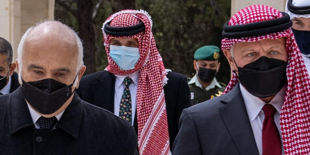 Jordan's Royal Feud Sends Shockwaves Through Country's Traditional Tribes