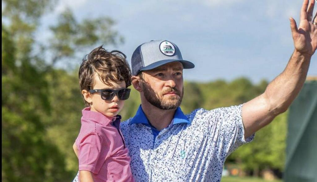 Justin Timberlake wants his son to love, respect everyone