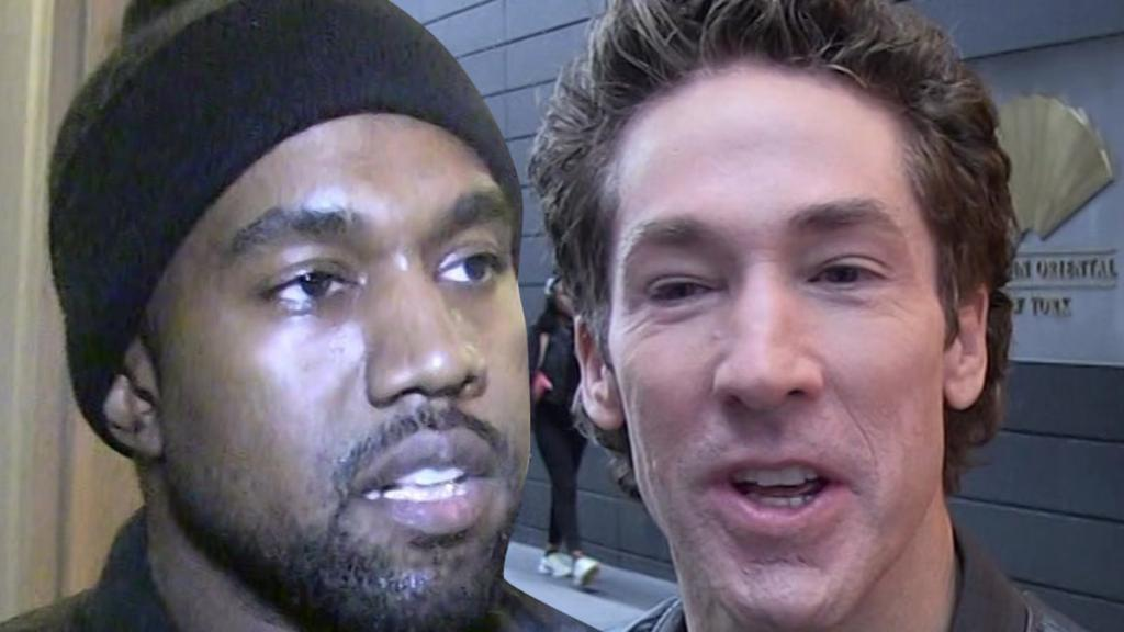 Kanye West Will Miss Easter Sunday with Joel Osteen
