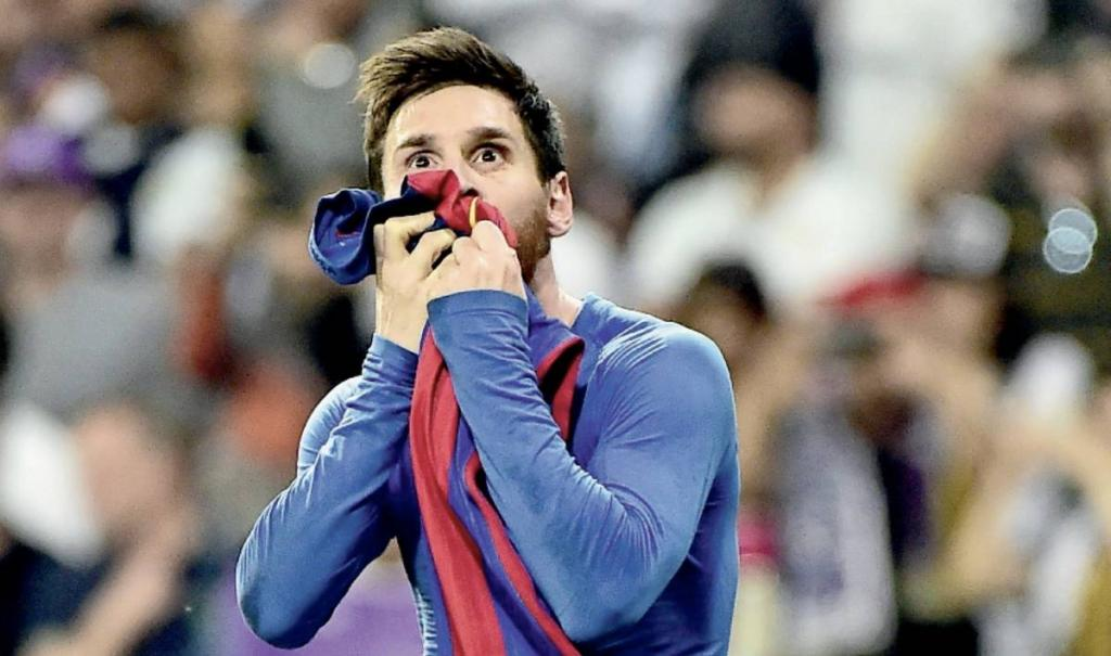 Messi will stay because he doesn't want to get into a legal dispute with a club he loves