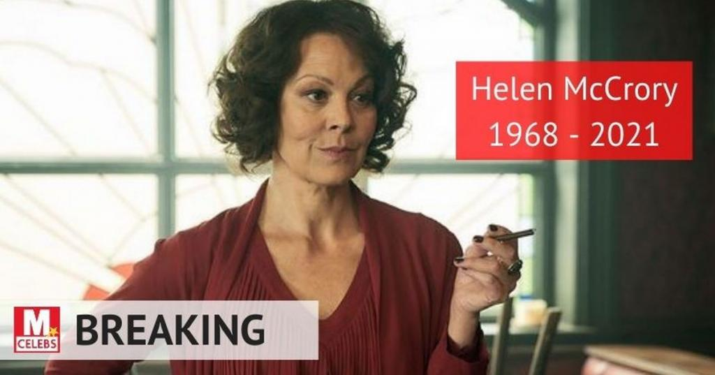 Peaky Blinders and James Bond star Helen McCrory dies aged 52