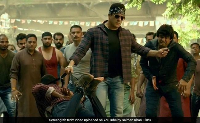 Radhe Trailer: Salman Khan Is The