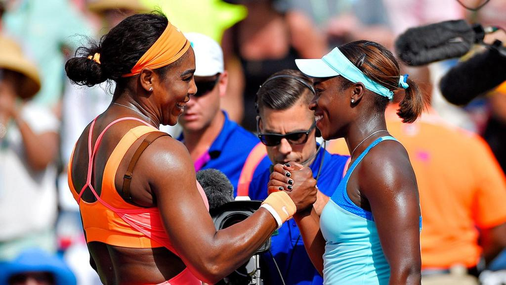 """She Has Beaten Me Before"": Serena Williams Prepares for Tough Battle Against Sloane Stephens"
