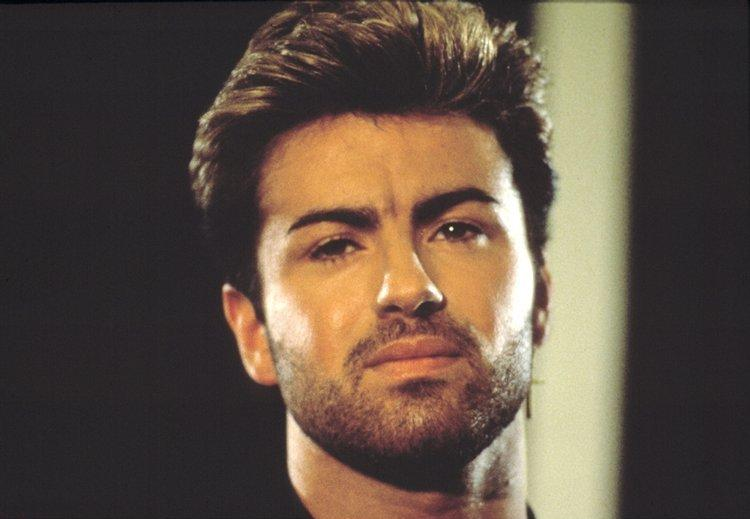 Images About George Michael On Pinterest