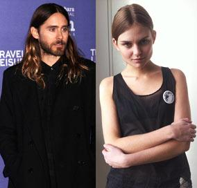 Jared Leto seeing Dimphy Janse? | Hollywood News on Gomolo.com