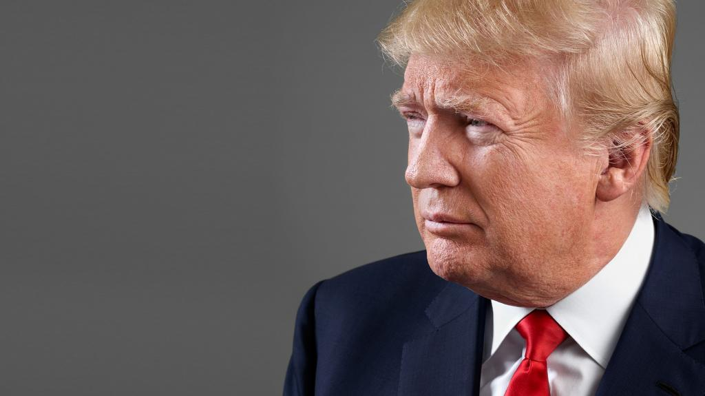TIME Person Of The Year 2015 Runner-Up: Donald Trump