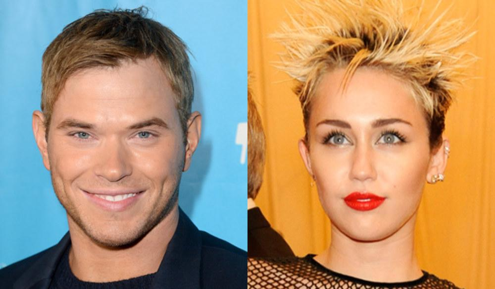 Is Miley Cyrus dating Twilight hunk Kellan Lutz?
