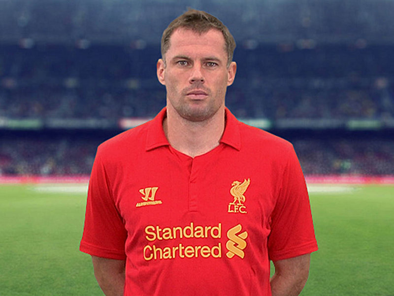 Jamie Carragher   Player Profile   Sky Sports Football
