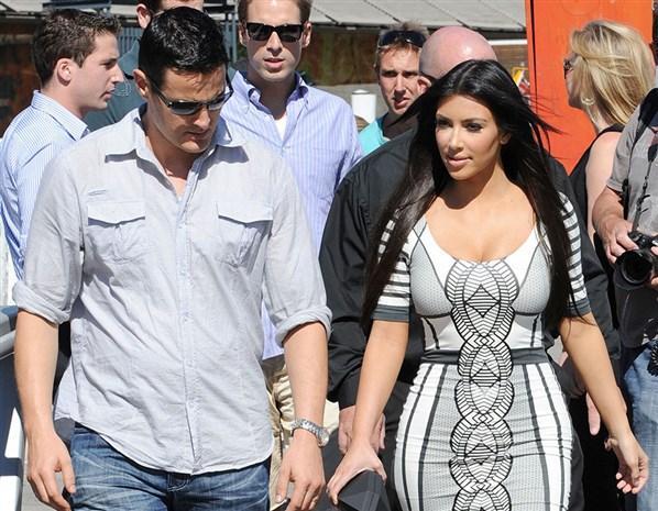 Kim Kardashian Shengo Deane