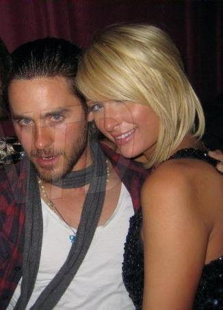 Title: jared leto and paris hilton image