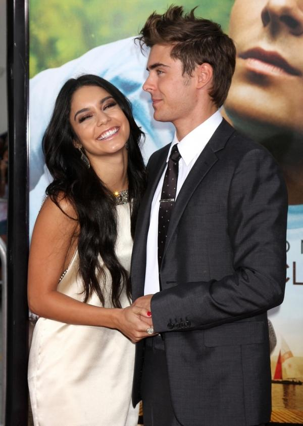 Musical's success, all eyes were on Zac Efron and Vanessa Hudgens