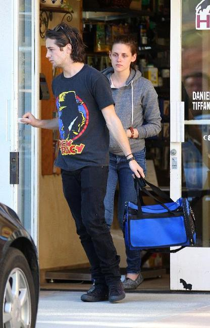 Kristen Stewart & Michael Angarano images