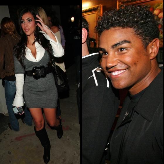 Kim Kardashian's Dating History