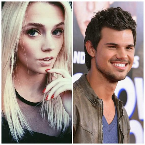COUPLES NEWS: Taylor Lautner Dating Raina Lawson, Selena Gomez