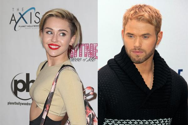 Miley Cyrus, Kellan Lutz are make-out buddies but not dating