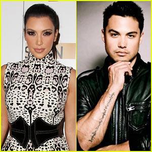 Kim Kardashian & Michael Copon: Dating? - Shy Magazine