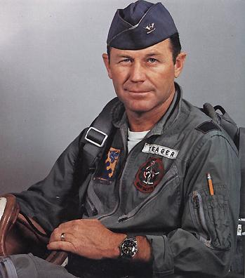 Chuck Yeager Biography -- Academy Of Achievement