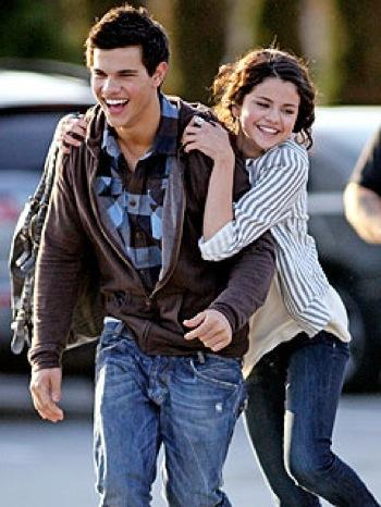 selena gomez has described her rumored former boyfriend taylor lautner