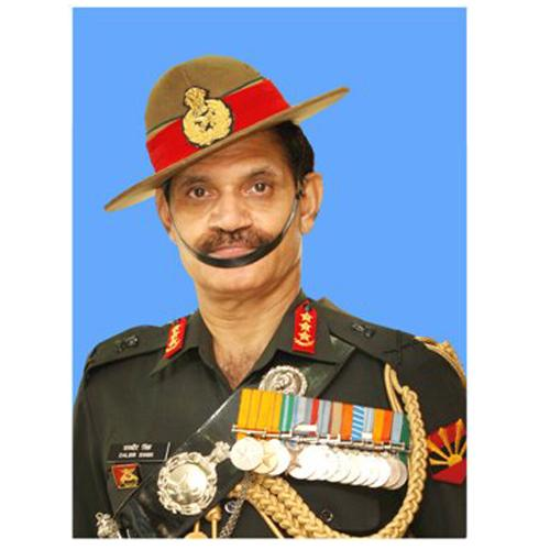10 Things You Should Know About India's New Army Chief Dalbir Singh