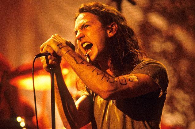10 Times Eddie Vedder's Voice Blew Us Away   Billboard