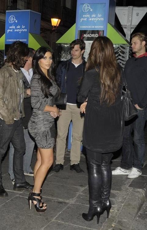 Kim Kardashian Dating Cristiano Ronaldo?