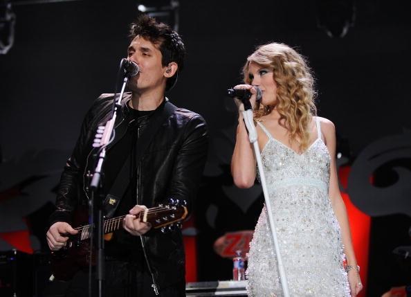 : Bryan Bedder) John Mayer throws shade at ex-girlfriend Taylor Swift