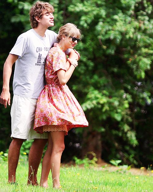 Taylor Swift, Conor Kennedy on Tumblr
