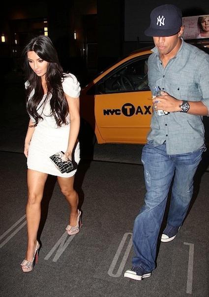 Haute Couple: Kim Kardashian & Miles Austin