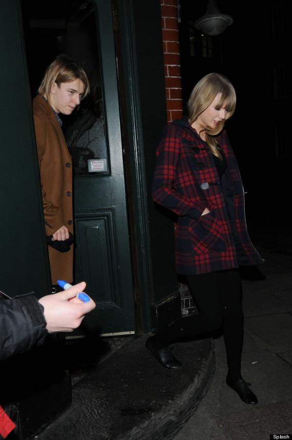 Taylor Swift And Tom Odell Enjoy Date Night - Has She Moved On From