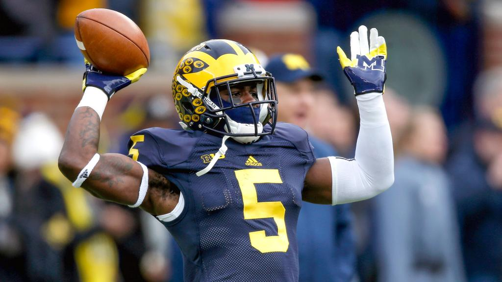 Michigan's Jabrill Peppers Has NFL Written All Over Him     Somehow