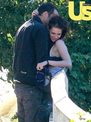 Kristen Stewart Cheating with Rupert Sanders: More Photos! - The