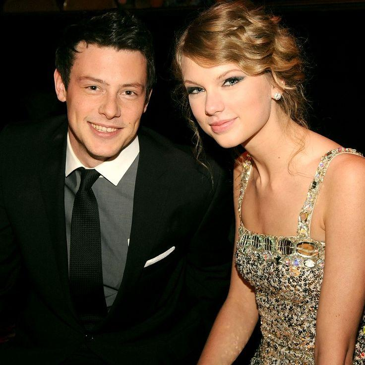 Taylor Swift, Cory Monteith photos
