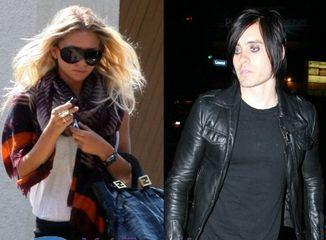 Ashley Olsen y Jared Leto fueron vistos juntos nuevamente