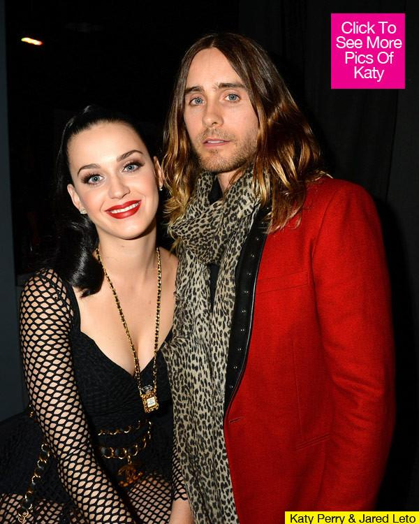 Katy Perry Hooking Up With Jared Leto? Stars Linked Together At