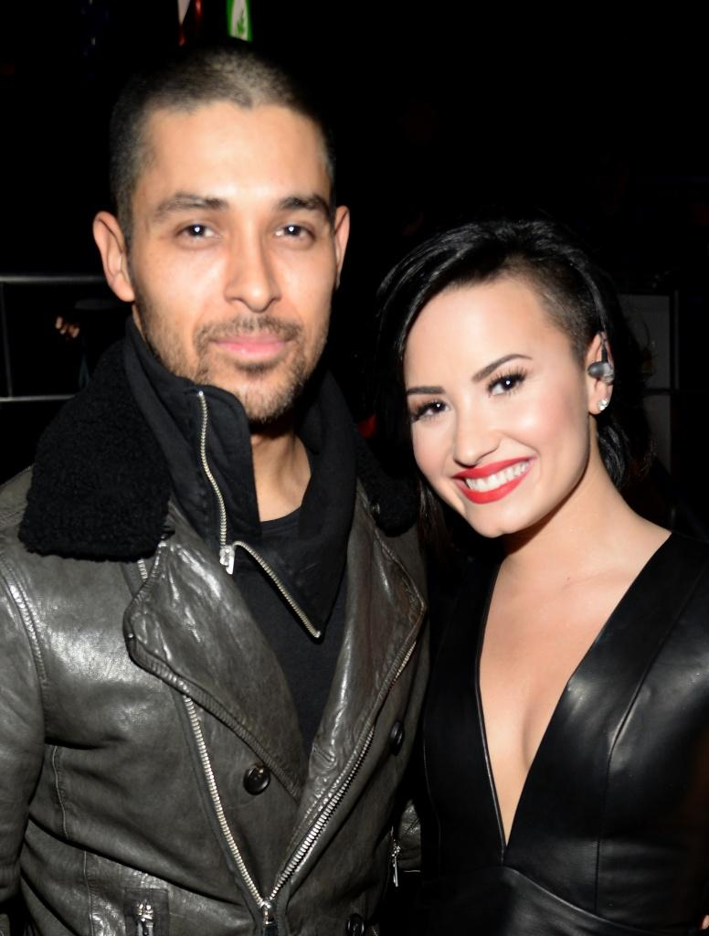 Demi Lovato: I would say yes if Wilmer Valderrama proposed