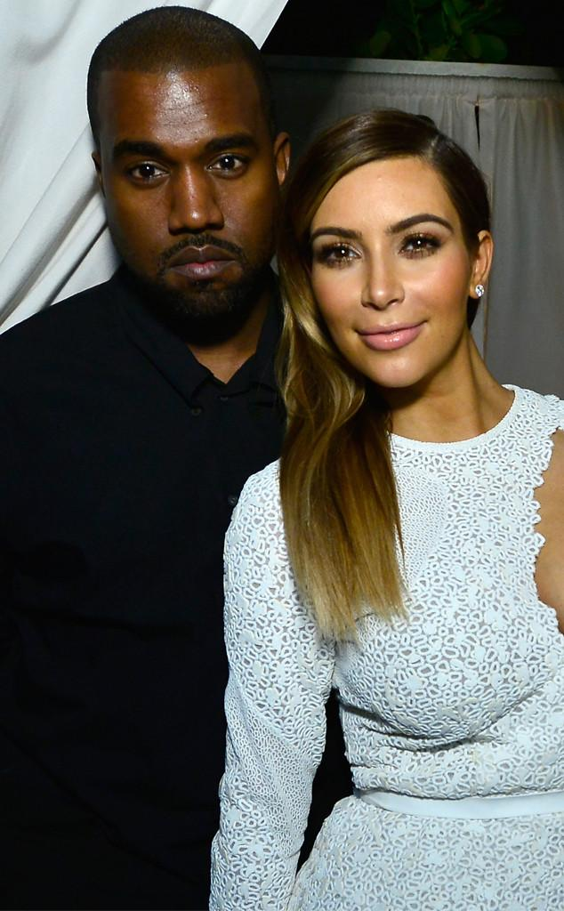 Kim Kardashian and Kanye West Looking at Wedding Venues in Paris for