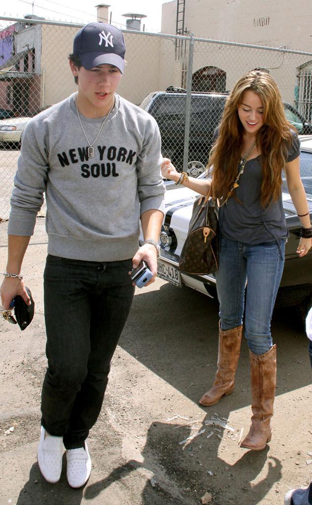Does Nick Jonas Regret Dating Miley Cyrus? | E! News