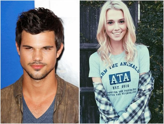 Taylor Lautner is Dating Model Raina Lawson After Breaking Up With Ex