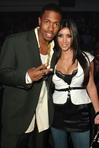 Kim Kardashian, Nick Cannon | I love her ! | Pinterest