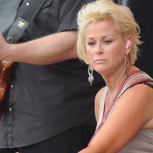 13 Country Artists With Bad Luck: Lorrie Morgan