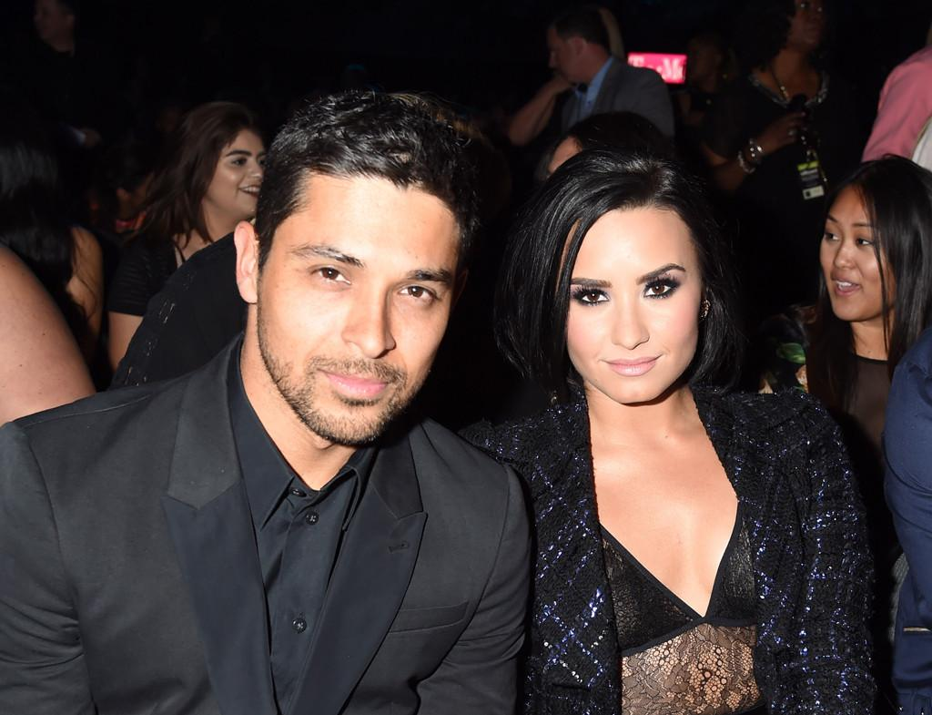 Demi Lovato and Wilmer Valderrama photos